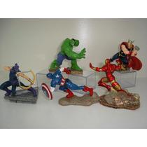 Marvel Gavião Arqueiro Iron Man Capitão América Hulk Thor
