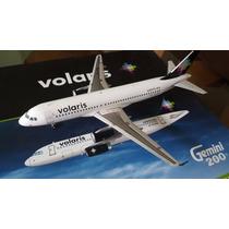 Volaris A320 Geminijets Escala 1/200 Xa-von