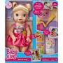 Boneca Baby Alive Loira Hora De Comer Hasbro