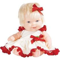 Coleção Frutinhas - Boneca Com Essência De Maçã
