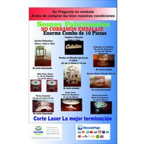 Candybar Fibrofacil...9 Productos + Nombre De Regalo