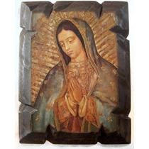 Virgen De Guadalupe Cuadro Regalo Boda Bautizo Comunión