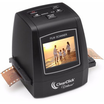 Escaner Negativos Clearclick 22mp 35mm 110 126 Y Super 8