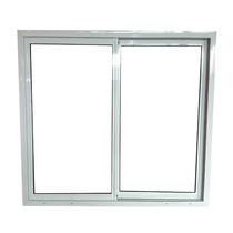 Ventana Abertura Aluminio Vidrio 4mm Mosquitero Reja 100x110