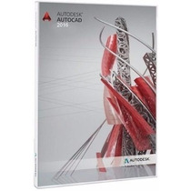 Autocad 2016 (32 Bits/ 64 Bits) +regalo. Full Pack.
