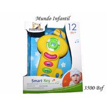 Juguetes Desde 490/llave Para Bebes Con Luces Y Sonidos