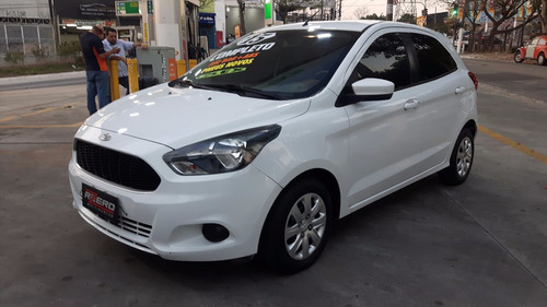 Ford Ka Hatch   Flex Impecavel   Km