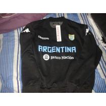 Conjunto De Argentina Basket Kappa M Unico Ultima Unidad