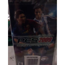 Pro Evolution Soccer 2009 Para Psp (nuevecito)