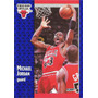 Cl27 1991-92 Fleer #29 Michael Jordan