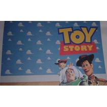 8 Convites Aniversário Infantil Festa Tema Toy Story