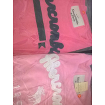 Remeras Abercrombie Mujer