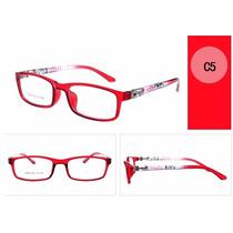 Armação Hello Kitty Infantil Feminina Óculos De Grau