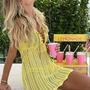 Amarelo -Menor (veste 36 ao 40)