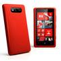 Capa Silicone - Nokia Lumia 820 - Promoção!! Com Frete Fixo