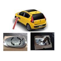 Lente E Base Espelho Novo Palio 12 13 16 Original Motorista