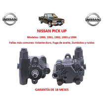Bomba Licuadora Direccion Hidraulica Nissan Pick Up 1993
