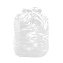 Saco Plastico Transparente Grande