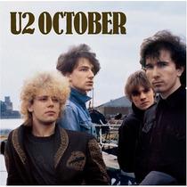 Vinil U2 October Importado