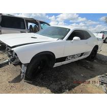 Dodge Chalenger 2011 Venta De Refacciones