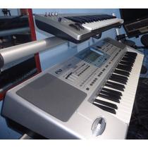 Korg Pa 50 Sd+controlador+stante+bag+ritmos+cartão 1g