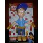 Ralph El Demoledor Fix-it Felix Pelcuche Figura Detallada