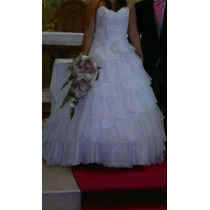 Vendo Vestido De Novia /15 Años Mercadopago