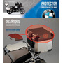 Etiquetas Protector Maleta Superior Bmw Gs Fibra De Carbono