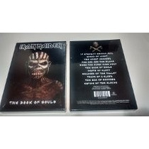Iron Maiden -the Book Of Souls Deluxe Edition Europeu