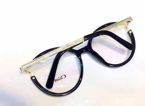 Oculos Chloe Grande Classico Preto Mulheres Exigentes - R  149,90 em  Mercado Livre aedb26bfbd