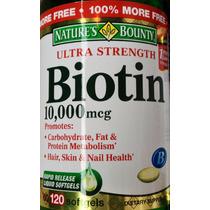 Biotin 10.000mcg Nature