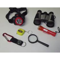 Super Kit Detetives Do Prédio Azul - 6 Ítens + Crachá Dpa