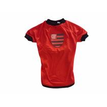 Roupa De Time Para Seu Pet - Camisa Do Flamengo Tamanho G