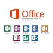 Office Professional Plus 2013 X 1pc Licencia Original