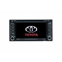 Kit Central Multimidia Tv Dvd Gps Toyota Etios Original