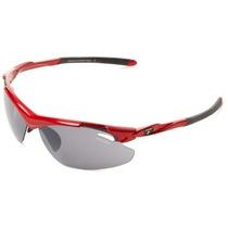Gafas Tifosi Tirano 2,0 1120306430 Dual Lens Sunglasses Roj