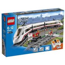 Lego 60051 Trem Controle Remoto - Entrega Atômica