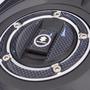 Protetor Bocal 3d Carbono Tanque Moto Suzuki Gsx R 750 Srad