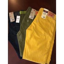 Pantalones Levis Originales 501 Importados