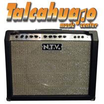 Nativo Gts100 De Guitarra 100w Footswitch Talcamusic