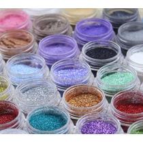Pigmento E Glitter Mac - Fracionado 2g - Pronta Entrega