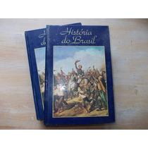 Livro - História Do Brasil A. Alves De Almeida Vols 1, 2, 3