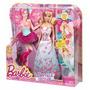 Barbie Princesa Sirena Bailarina Cambios De Ropa Fantasia