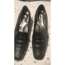 Zapatos De Señora Acolchonados
