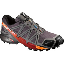 Zapatillas Salomon Speedcross 4 Cs - Hombre - Impermeables