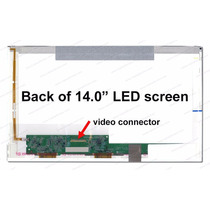 Tela 14.0 Led Hb140wx1-100 Samsung Rv411 Hp G42 Acer Itautec