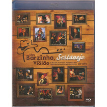 Blu-ray Um Barzinho, Um Violão - Sertanejo Ao Vivo - Novo***