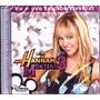 Cd + Dvd Hannah Montana - Hannah Montana 3 Nuevo & Cerrado