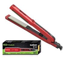 Prancha Salon Line Red Titanium 230°c /450º Bivolt