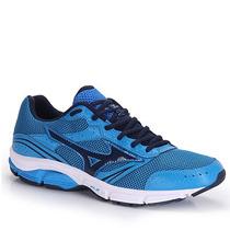 Tênis Running Masculino Mizuno Impetus - Azul